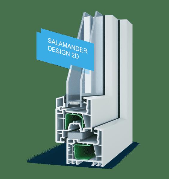 Профиль Salamander Design 2D