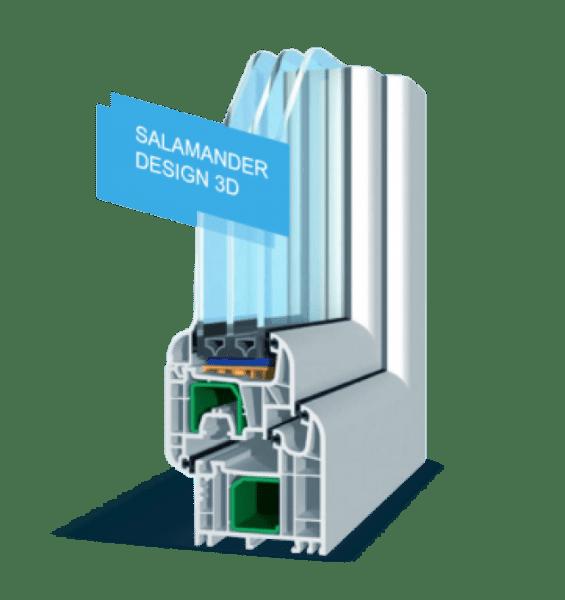 Salamander Design-3D